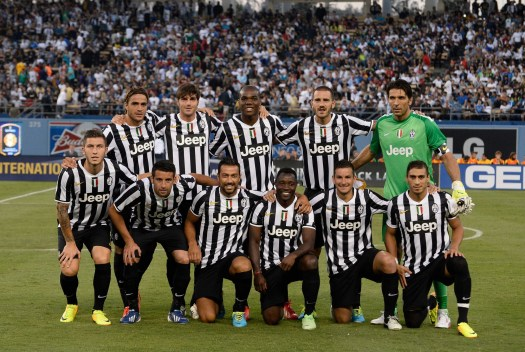 Juventus' signings cement team's place amongst European ...