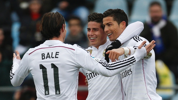 It's James Rodriguez not Ronaldo or Bale who is key to Real Madrid's  success - World Soccer Talk