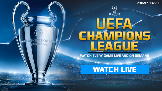 Champions League game schedule for US TV and streaming ...