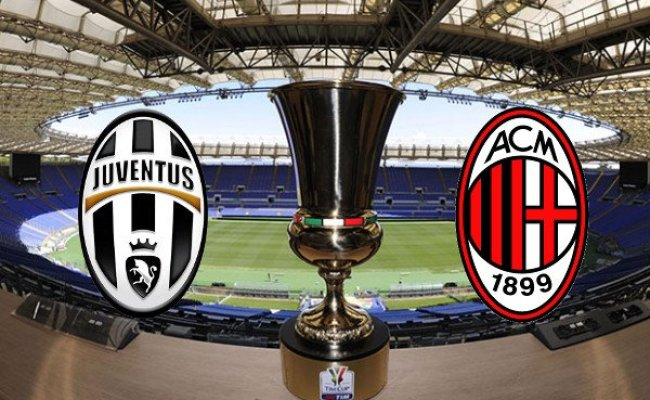 Where To Find Juventus Vs Ac Milan Coppa Italia