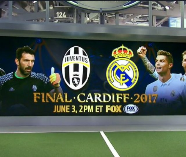 If Youre Trying To Find Out How You Can Watch Real Madrid Vs Juventus In The Uefa Champions League Final Youve Come To The Right Place