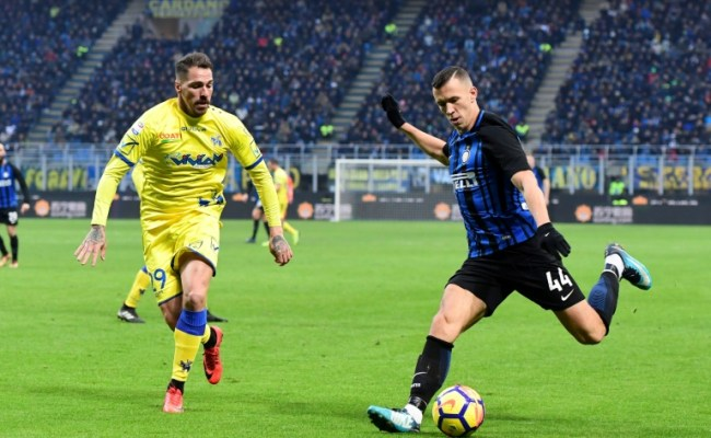 Perisic Hat Trick Sends Inter Milan Top Of Serie A World