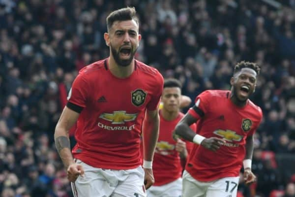 Fernandes has lifted the mood at Man Utd, says Solskjaer - World ...