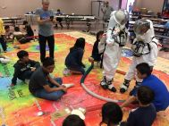 Emulating Astronauts on Mars!