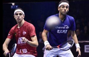 Battle for World No1 : Farag v ElShorbagy