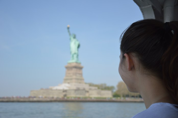 New York-boat tour