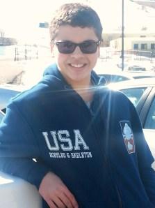 USA Bobsled & Skeleton driving school, Park City, Utah (2014)
