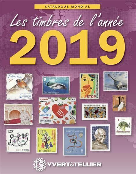 Catalogue de cotation des timbres d - Yvert et Tellier