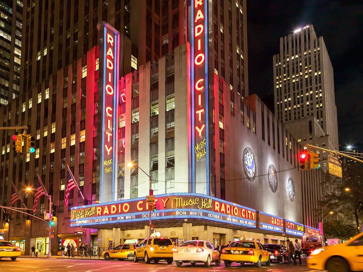 Radio City Music Hall - WorldStrides
