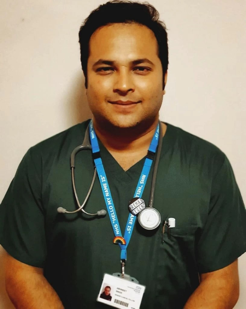 Dr Abhineet- PLAB preparation