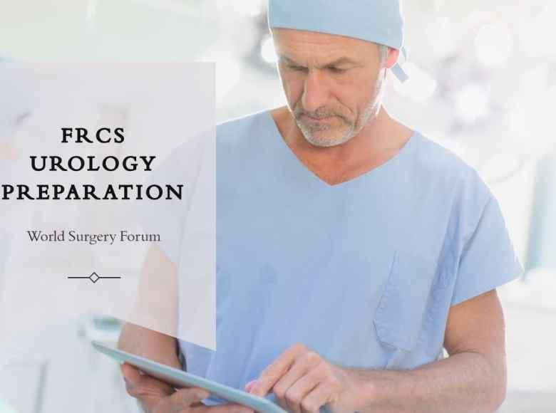 FRCS Urology Preparation