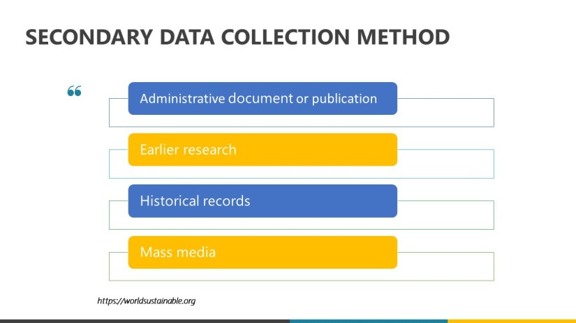 secondary-data-collection-technique