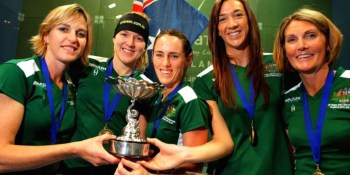 2010 : Australia reclaim World Team Title in New Zealand