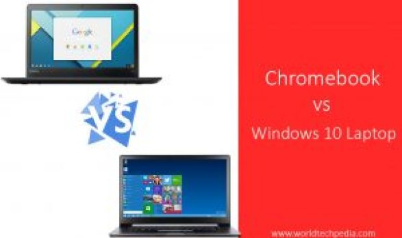 Chromebook vs Laptop