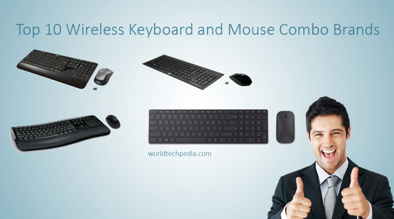 Top 10 Wireless Keyboard and Mouse Combo Brands