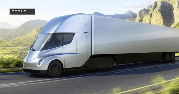 Tesla Semi Electric Truck