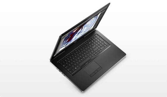 Dell Precision 7720 - Best laptops for Photoshop