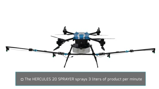 Hercules 20 - Agricultural Drone