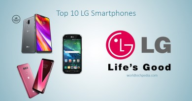 Top 10 LG Phones