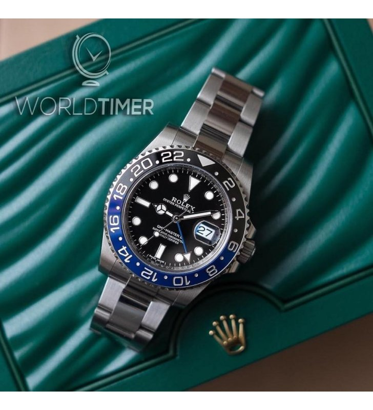 All Watches : ROLEX (Model No: 116710BLNR) in better price HK$128.000.00 at Worldtimer.com.hk