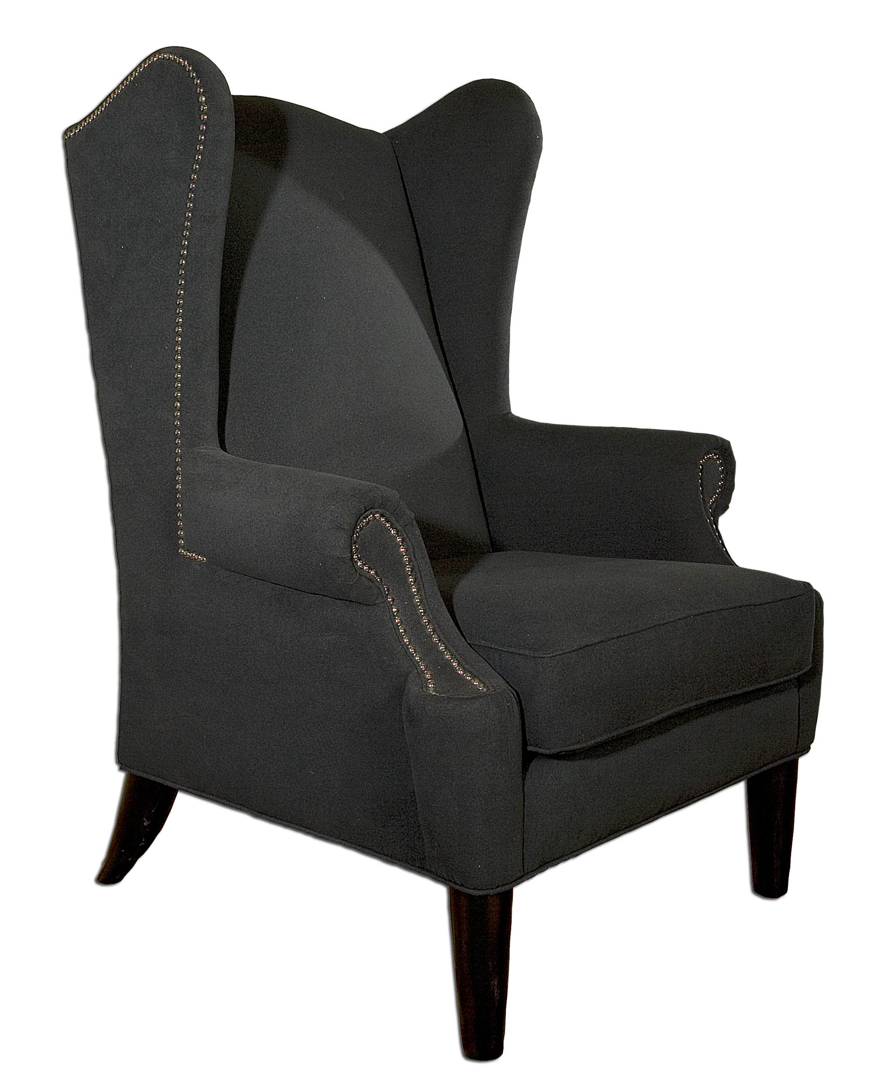 Wingback Office Chair Wing Chair Arm Chair Tall Living Room Chair 50 Quot Tall