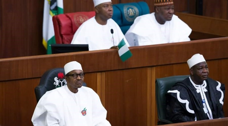 Image result for Court orders Buhari to prosecute lawmakers over 2016 'budget padding'