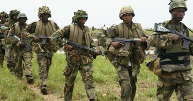 Nigerian Army To Conduct Shooting Exercise, Warns Kaduna Residents To Keep Off