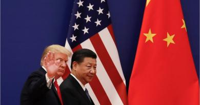 US Sanctions Are China's Big Concern Right Now