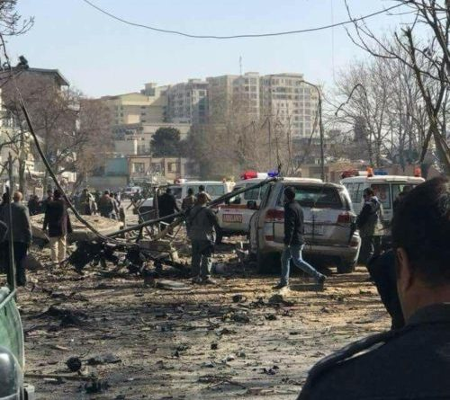 Kabul Bomb Attack Update: Death Toll Rises To 95