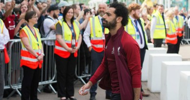Salah Interrupts His Ramadhan For The Champions League Final