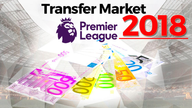 The Completed Transfers Of Premier League Clubs Ahead Of The 2018/19 Season