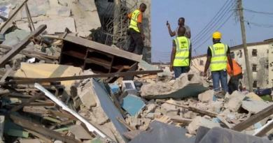 Two Dead As Three-storey Building Collapses In Abuja