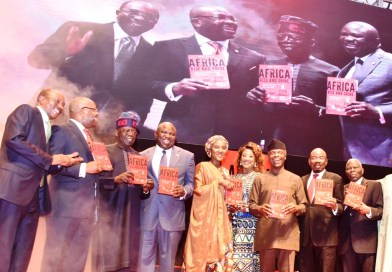 Ambode Extols Jim Ovia's Contributions To Accountancy, Banking Professions