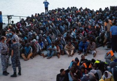 Libya 'Opposes EU Plan For Migrant Centres'