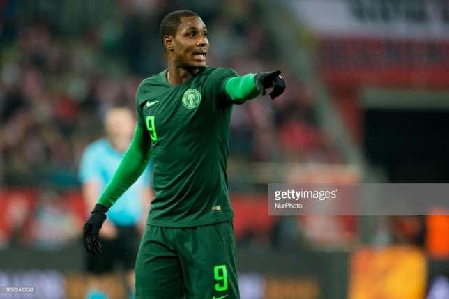AFCON: Ighalo Hands Nigeria Bronze
