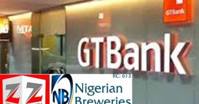 Drops In GTB, Zenith Bank, Breweries Shares Put A Drag On Nigeria's Equities Market Performance