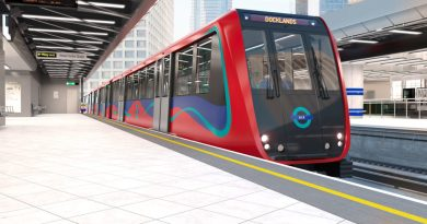 TfL To Order A Fleet Of New DLR Trains