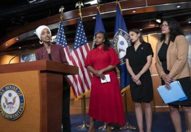 Trump Faces House Condemnation After His Tweets On Minority Congresswomen