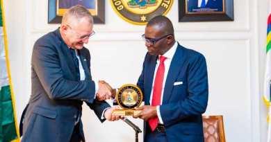 Lagos Open For Foreign Investment, Sanwo-Olu Tells Dutch Envoy