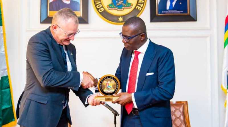 Lagos Open For Foreign Investment, Sanwo-Olu Tells Dutch Envoy