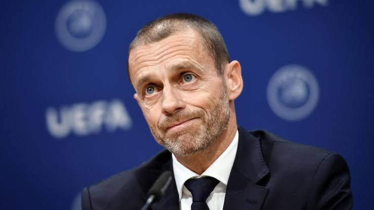 UCL, Europa League Must Finish August 3, Says UEFA President, Ceferin