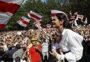 Opposition leader, Svetlana Tsikhanovskaya 'Safe' After Leaving Belarus