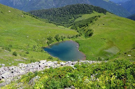 Lake of Love - Russia