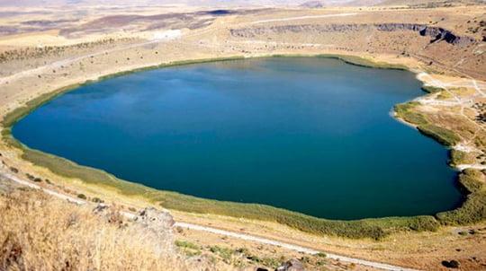Narlıgöl Lake - Turkey