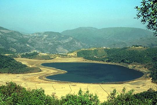 Rih Lake - Myanmar