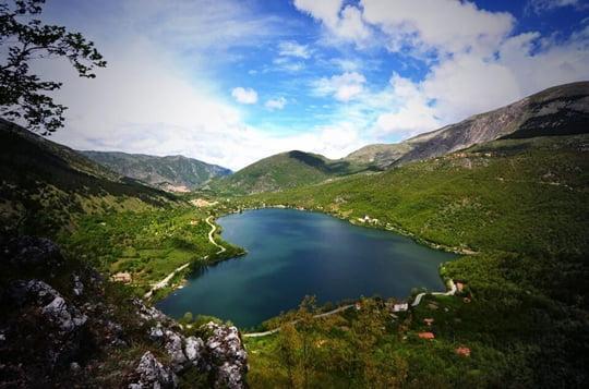 Lago di Scanno - Italy