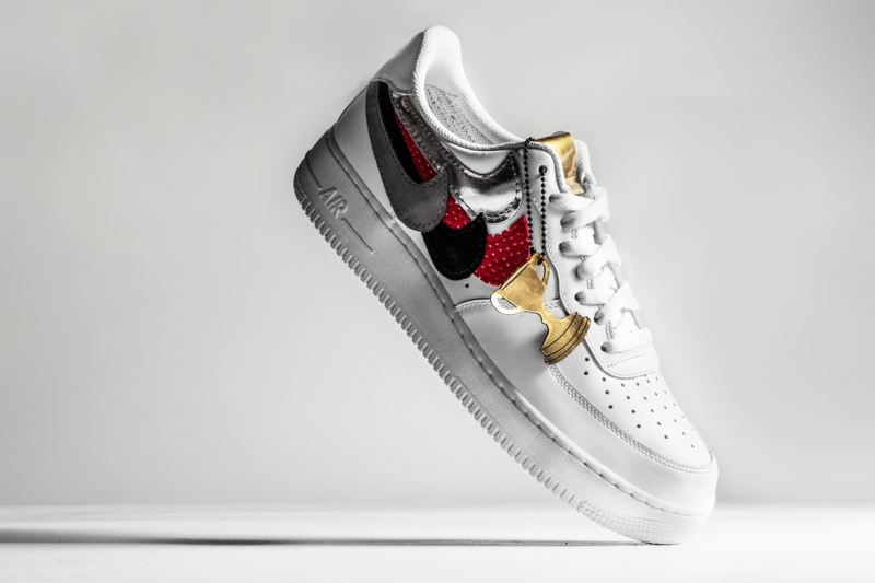 Air Force 1 Low Misplaced Check