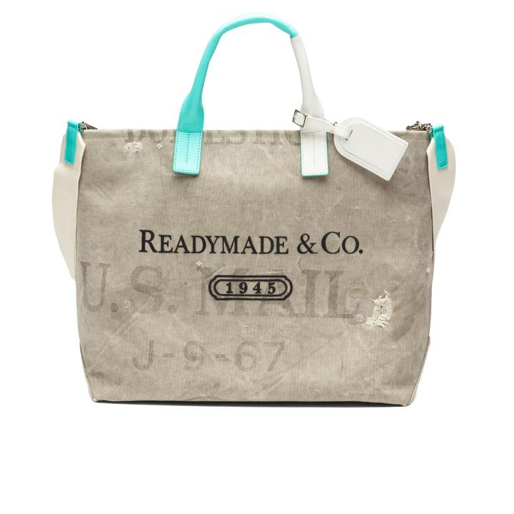 Readymade Weekend bag available now.