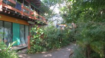 Magnums Youth Hostel In Airlie Beach Australia