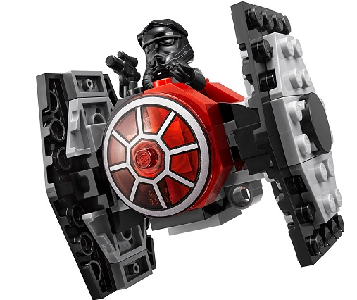 LEGO ® 75194 Star Wars Microfighters TIE- worldtoys.pl